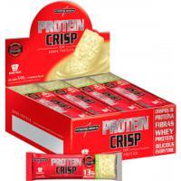 Barra De Proteína Integralmédica Protein Crisp - Torta De Limão - 12 Unidades