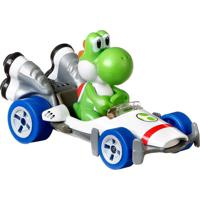 Carrinho Hot Wheels Mario Kart Yoshi - Mattel - Tricae