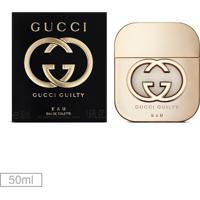 Perfume Eau Gucci Guilty 50Ml