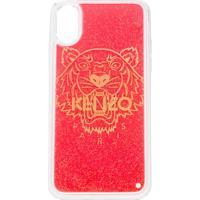 Kenzo Iphone X/Xs Tiger Case - Vermelho