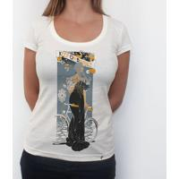 Keep On Balance - Camiseta Clássica Feminina