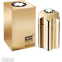 Perfume Montblanc Emblem Absolu 100Ml Exc