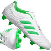 954ccc2581ce7 Chuteira Adidas Copa 19.4 Fg Campo Branca