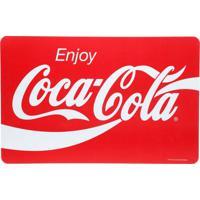 Jogo Americano Logo Da Coca-Cola 4 Peças