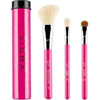 Kit Beauty Essential Trio Set Sigma Beauty - 3 Pincéis - Unissex-Incolor