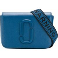 Marc Jacobs Pochete The Hip Shot Dtm - Azul