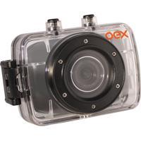 Câmera De Ação Oex Sport Cm-100 Preto