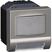 Sensor De Presença Cinza Bivolt