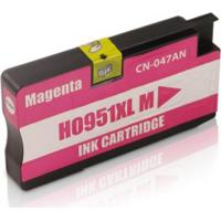 Cartucho Compatível Hp 951 Cn051Al Magenta, Impressora 8600 8100 8610 8620 8600 Plus 276Dw 251Dw