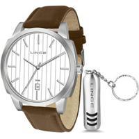 Kit Relógio Masculino Lince Mrc4461S K262B1Nx
