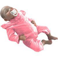 Boneca Laura Doll Clara - Bebe Rebor