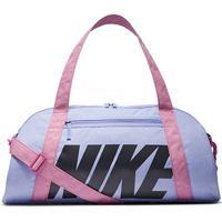 Bolsa Nike Gym Club Feminina - 30 Litros - Unissex-Roxo+Cinza