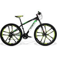 Bicicleta Gtsm1 Aro 29 Freio A Disco Câmbio Shimano 21 Marchas Amortecedor E Roda De Magnésio - Unissex