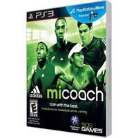 Jogo Playstation 3 - Micoach Jogo Playstation 3 Micoach