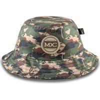 Chapéu Bucket Multcaps Mxc Mouse Verde