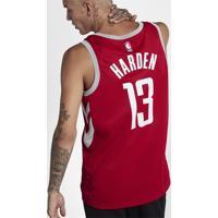 Camiseta Regata Nike Houston Rockets Icon Edition Swingman Masculina