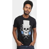 Camiseta Ellus Freaks & Wonders Masculina - Masculino