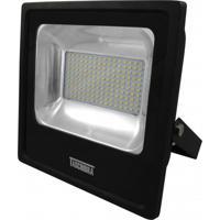 Refletor Led 160W Luz Branca 6500K Taschibra Preto