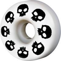 Conjunto De Rodas Para Skate Thomas M. Skull 51Mm