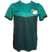 Camisa Arbitro Aquecimento Arbitragem Cbf Topper Masculina - Masculino