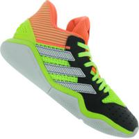 Tênis Adidas Harden Stepback - Masculino - Preto/Cinza Claro
