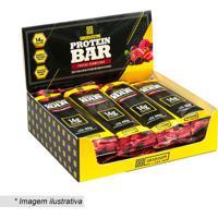 Iridium Protein Bar- Frutas Vermelhas- 12 Unidades