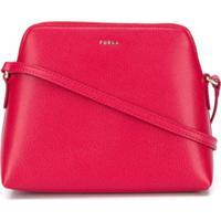 Furla 1927 Shoulder Bag - Vermelho