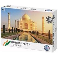 Quebra-Cabeça 1000 Peças Taj Mahal - Pais E Filhos