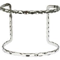 Bracelete Piuka Semi Aberto Duas Voltas Matelado - Feminino