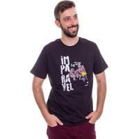 Camiseta Imparável Denilson Turquia Masculina - Masculino