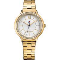 Relógio Tommy Hilfiger Feminino Aço Dourado - 1781856