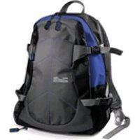"Mochila Para Netbook 10"" Knb-410A Preto/Azul - Klip Xtreme"
