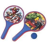 Kit De Frescobol - Avengers - Lider Lid2405