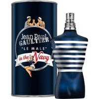 Perfume Masculino Le Male In The Navy Jean Paul Gaultier Eau De Toilette 125Ml - Masculino-Incolor