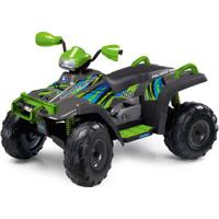 Quadriciclo Elétrico - 12 V - Polaris Sportsman 700 - Twin Lime - Peg Pérego