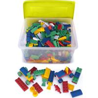Caixa Criativa Com 800 Peças Tipo Lego