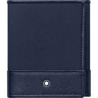 15eb18e5ab Vivara  Porta-Cartões Montblanc Sartorial Masculino Couro Azul - 118400