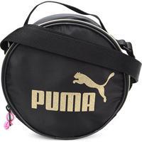 Bolsa Puma Mina Bag Wmn Core Round Case Seasonal Feminina - Feminino