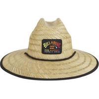 Chapéu De Palha Billabong Tides Pipe Masculino - Masculino