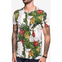 Camiseta Tropical Vintage 103700