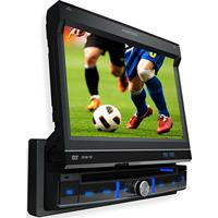 Auto Radio Positron Dvd Player Sp-6700Dtv 7´´ Retratil/ Usb/ Mp3/ Tv Digital