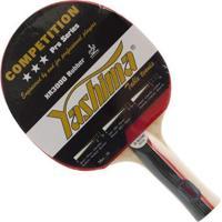 Raquete Tenis De Mesa Yashima Competition Pro Series Xr3000 - Unissex
