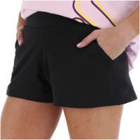 Shorts Fila Gold - Feminino - Preto