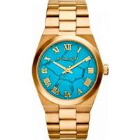 Relógio Michael Kors Mk5894/4An Feminino - Feminino-Dourado