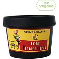 Creme Alisante 100G Vintage Girl - Lola Cosmetics