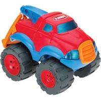 Carrinho Que Vibra - Rumblin Tow Truck - Playskool - Hasbro - Unissex