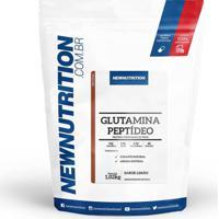 Glutamina Peptídeo 1Kg Newnutrition - Unissex