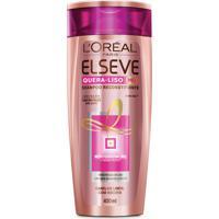 Shampoo Quera-Liso Elseve 400Ml