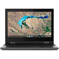 Notebook Lenovo, Intel Celeron N4020, 4Gb, 32Gb, Tela De 11,6?, Preto, Chromebook 300E - 81Mb0028Br