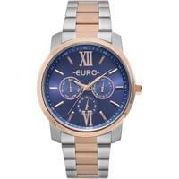 Relógio Euro Multi Glow Feminino - Feminino
